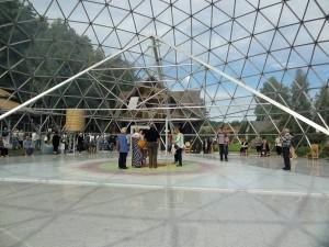 Люди в пирамиде Меркене